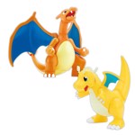 Pokemon - Charizard and Dragonite DIY Kit Figures - Packshot 1