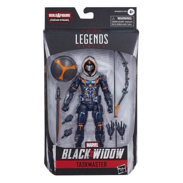 Marvel - Black Widow - Taskmaster Legends Series Figure - Packshot 1
