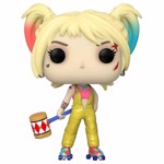 DC Comics - Birds of Prey - Harley Quinn Lock & Load Pop! Vinyl Figure - Packshot 1