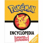 Pokemon - The Official Pokemon Encyclopedia - Updated and Expanded - Packshot 1