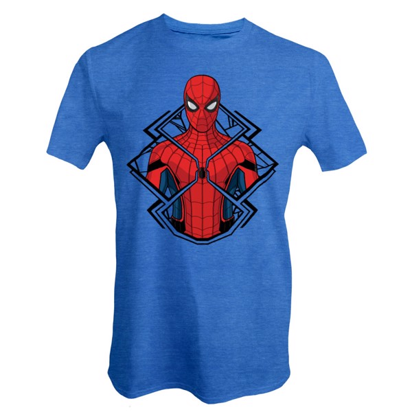 Marvel - Spider-Man: Far From Home - Torso T-Shirt - Packshot 1