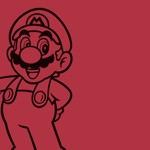 Nintendo - Super Mario Bros - Mario Red T-Shirt - Packshot 2