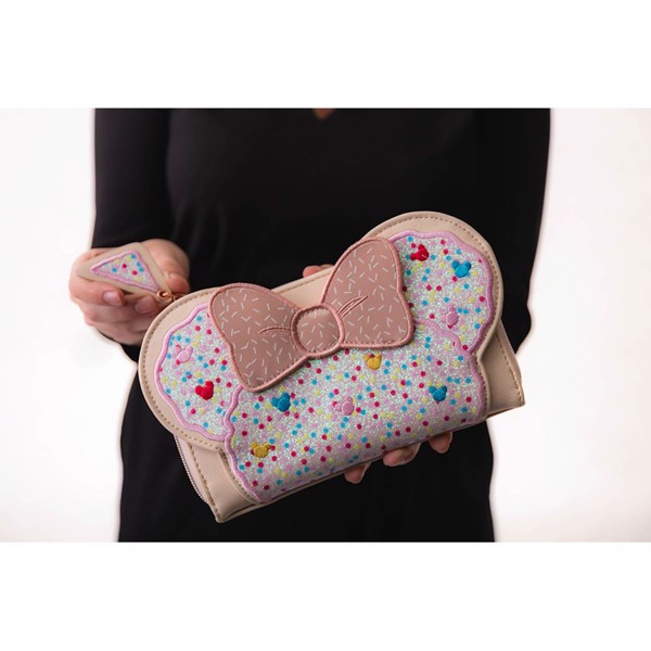 Disney - Minnie Mouse Fairy Bread Danielle Nicole Wallet - Packshot 3