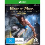 Prince of Persia: The Sands of Time Remake - Packshot 1