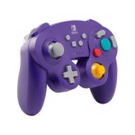Nintendo Switch PowerA Wireless Gamecube Controller - Purple - Packshot 2