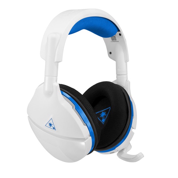 Turtle Beach Stealth 600 White Wireless Surround Sound Gaming Headset - Packshot 3