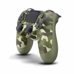 New PlayStation 4 DualShock 4 Wireless Controller - Green Camo - Packshot 2