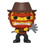 The Simpsons - Groundskeeper Willie NYCC19 Pop! Vinyl Figure - Packshot 1