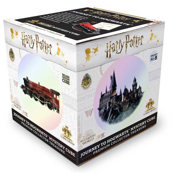 Harry Potter - Deluxe Mystery Cube: Journey to Hogwarts - Packshot 1