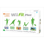 Wii Fit Plus Wii Balance Board Bundle - Packshot 1