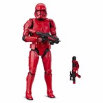 "Star Wars - Episode IX - First Order Sith Trooper 6"" Black Series Action Figure - Packshot 1"