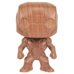 Marvel - Iron Man Wood Deco Pop! Vinyl Figure - Packshot 1