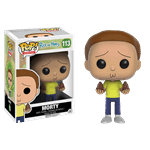 Rick and Morty - Morty Pop! Vinyl Figure - Packshot 1