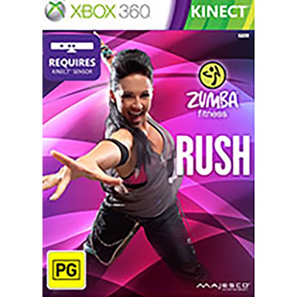 Zumba Fitness Rush - Packshot 1