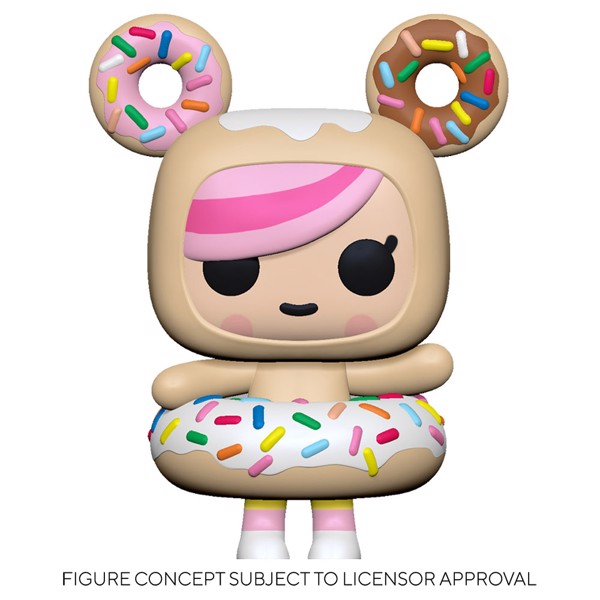 Tokidoki - Sweet Friends - Donutella Pop! Vinyl Figure - Packshot 1
