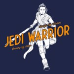 Star Wars - Episode IX: The Rise of Skywalker - Jedi Warrior T-Shirt - Packshot 2