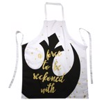Star Wars - Rebel White Pinache Apron - Packshot 1
