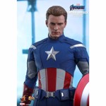 "Avengers 4 - Endgame - Captain America 2012 1/6 Scale 12"" Action Figure - Packshot 4"