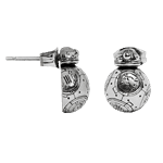 Star Wars - Episode VII - BB-8 Droid 3D Stud Earrings - Packshot 1