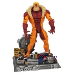 "Marvel - X-Men - Sabretooth 7"" Marvel Select Action Figure - Packshot 1"
