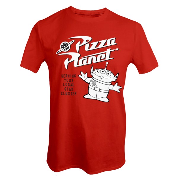 Disney - Toy Story - Pizza Planet T-Shirt - Packshot 1