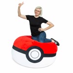 Pokemon - Poke Ball Bean Bag Chair - Packshot 4