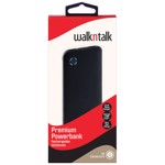 WalknTalk - Premium Powerbank 10000mAH - Black - Packshot 1