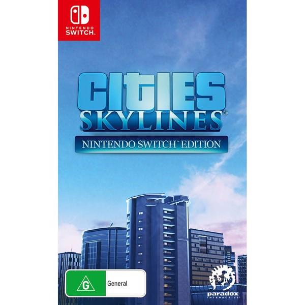 Cities Skylines - Packshot 1