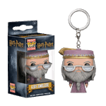 Harry Potter - Albus Dumbledore Pop! Keyring Vinyl Figure - Packshot 1