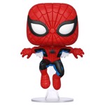Marvel - Spider-Man - Spider-Man 1st Appearance 80th Anniversary Pop! Vinyl Figure - Packshot 1