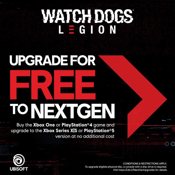 Watch Dogs: Legion - Packshot 2