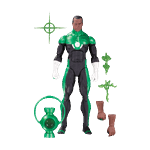 DC Comics - Green Lanterns Mosaic Figure - Packshot 1