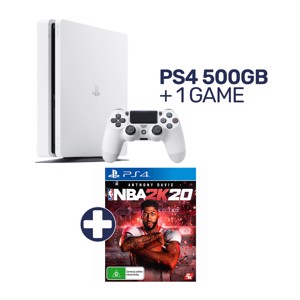 PS4 Console Deals - EB Games Australia