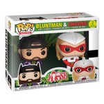 Jay & Silent Bob - Chronic & Bluntman 2 Pack NYCC19 Pop! Vinyl Figures - Packshot 2