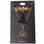Harry Potter - Deathly Hallows Necklace Set - Packshot 1