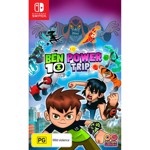 Ben 10: Power Trip - Packshot 1