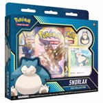 Pokémon - TCG - Snorlax/Morpeko Pin Collection (Assorted) - Packshot 1