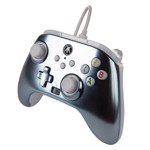 PowerA - Enhanced Wired Controller For Xbox – Metallic Ice - Packshot 2