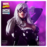 Marvel - Black Cat 1/10 Scale Iron Studios Statue - Packshot 3