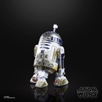 Star Wars - Episode V - The Black Series Artoo-detoo (R2-D2) (Dagobah) Figure - Packshot 3