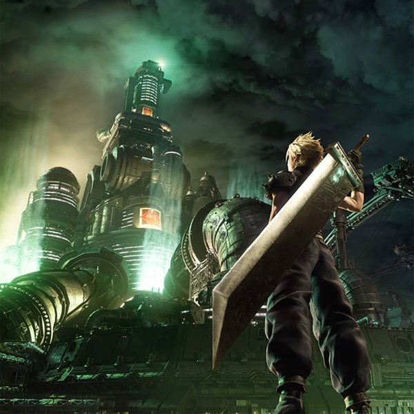 Final Fantasy VII Remake Deluxe Edition - Packshot 2