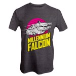 Star Wars - Millennium Falcon Zoom T-Shirt - L - Packshot 1