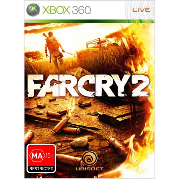 Far Cry 2 - Packshot 1