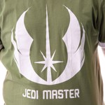 Star Wars - Jedi Master Green T-Shirt - Packshot 3