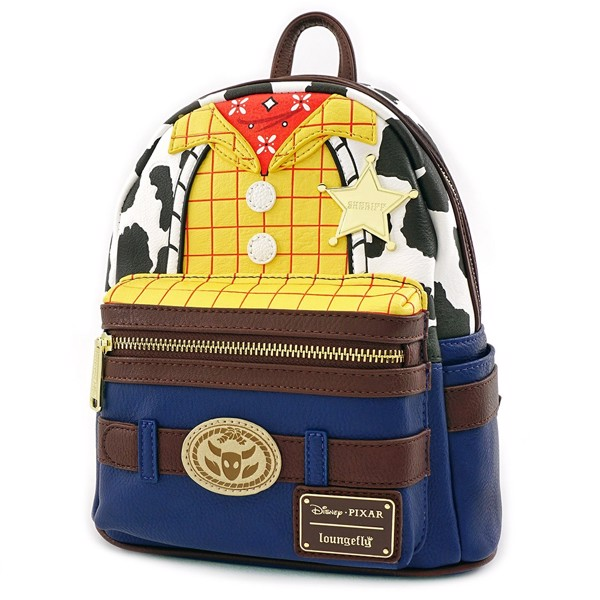 Disney - Toy Story Woody Cosplay Loungefly Mini Backpack - Packshot 2