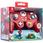 Nintendo Switch PDP Mario Wired Fight Pad Pro Controller - Packshot 1
