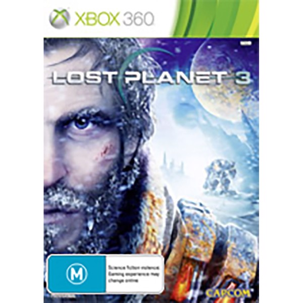 Lost Planet 3 - Packshot 1