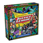DC Comics - Justice League - Road Trip Board Game - Packshot 1