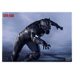 Marvel - Captain America: Civil War - Black Panther 1/10 Scale Iron Studios Statue - Packshot 2