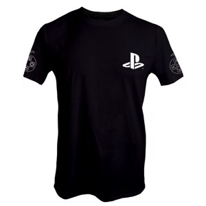 Sony - PlayStation Shoulder Pads T-Shirt